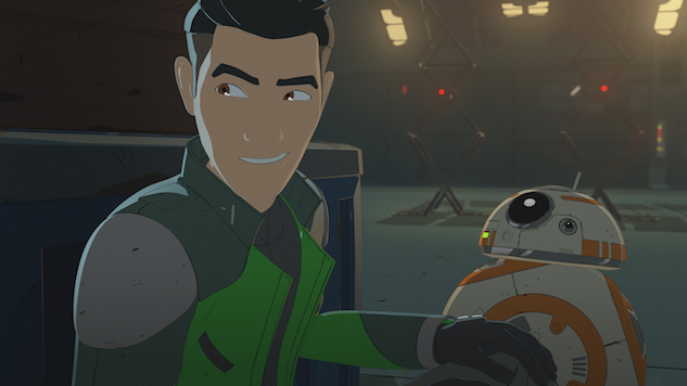 Disney Channel's <i>Star Wars Resistance</i> Gives the Franchise a Much-Needed Infusion of Fun