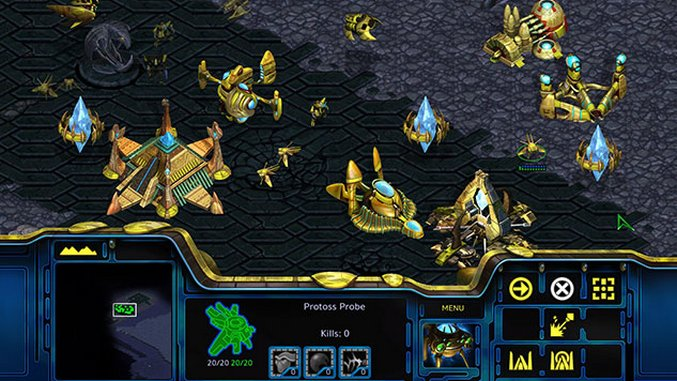 <i>StarCraft Remastered</i> Comes to PC and Mac This August