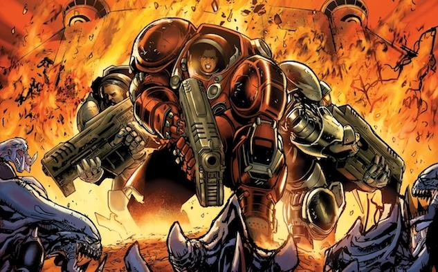 Dark Horse Announces New <i>StarCraft</i> Comic