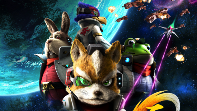Alleged Leaks Hint at Retro Studios Making a <i>Star Fox</i> Racer
