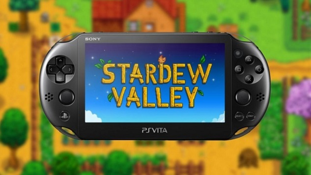 Stardew Valley Arrives on PS Vita in May :: Games :: News