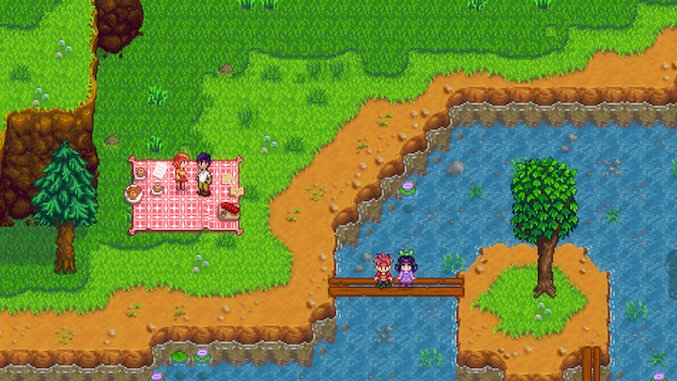 <i>Stardew Valley</i> is Arriving on Nintendo Switch This Week