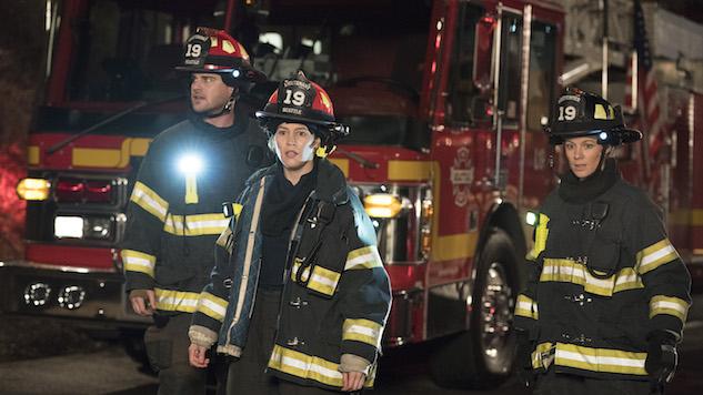 <i>Station 19</i> Is <i>Grey&#8217;s Anatomy</i>, Except with Fire