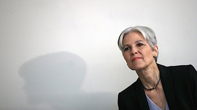 Jill Stein is Terrible for Environmentalists