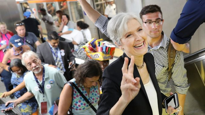 It's Not About Privilege: Voting Jill Stein is About Valuing the Democratic Process