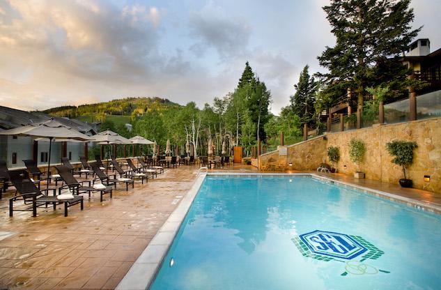 Hotel Intel Stein Eriksen Lodge Park City Utah
