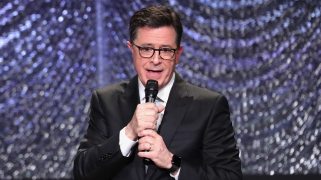 Stephen Colbert's Starting to Edge Out Jimmy Fallon in the Ratings