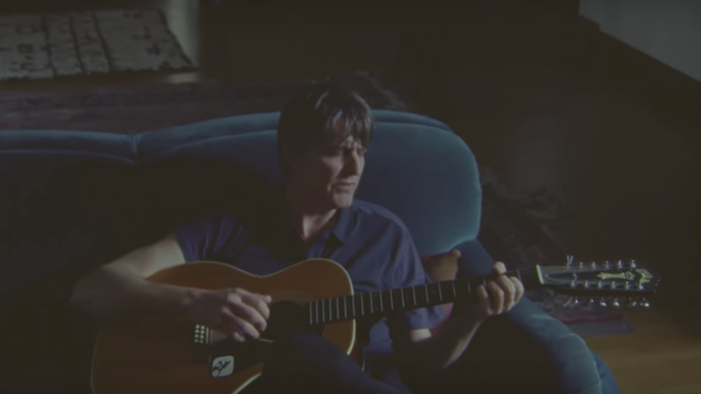 "Stephen Malkmus Shares New Solo Acoustic Rendering of ""Solid Silk"": Watch"