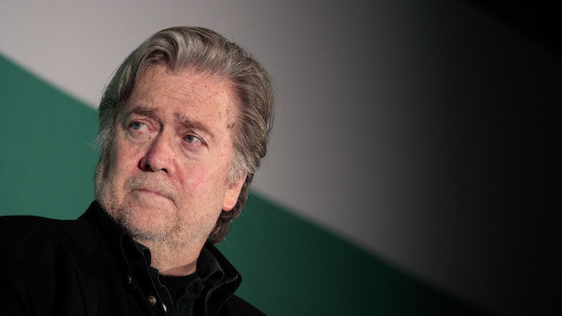 "Steve Bannon Calls Trump Tower Meeting With Russians ""Treasonous"" in Revelatory New Book"