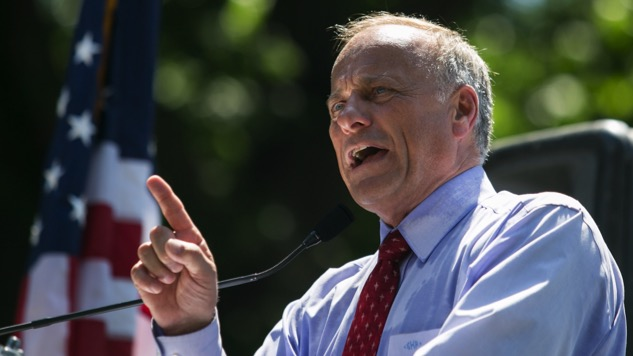 """Representative Steve King Continues to Pine for """"Homogeneous"""" America"""