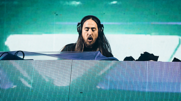 "Steve Aoki and Darren Criss Literally Made an EDM Cover of ""Crash Into Me"""