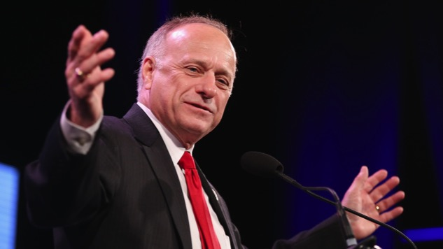 Steve King's White Nationalism is Echoed in the White House