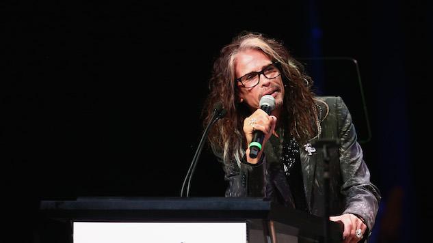 "Aerosmith's Steven Tyler Sends Cease-and-Desist Letter to Trump Over ""Livin' on the Edge"""