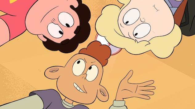 "<i>Steven Universe</i> Revels in Mundanity in ""The Good Lars"""