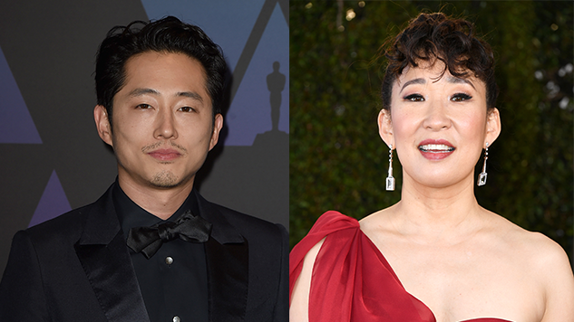 Steven Yeun, Sandra Oh, Mark Hamill, More Join <i>Invincible</i> Voice Cast