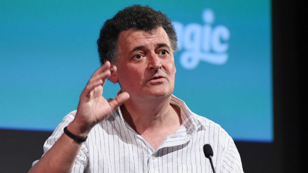 HBO Orders Series Adaptation of <i>The Time Traveler's Wife</i> from <i>Sherlock</i>'s Steven Moffat