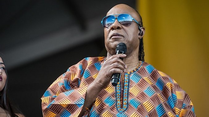 Stevie Wonder Shares 2 New Songs: Listen
