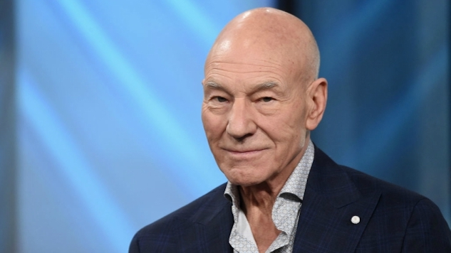 Patrick Stewart Says He Uses Medical Marijuana Daily