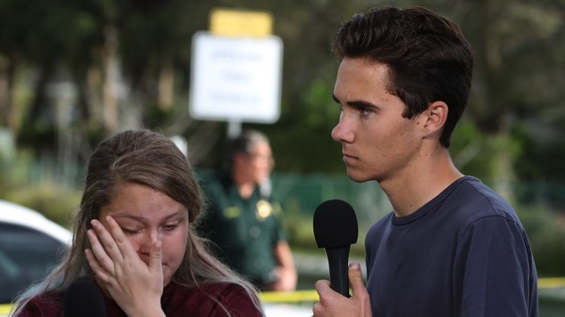 Parkland Students Who Refuse to Stand for Gun Control Inaction Are Dunking on Donald Trump and Company Left and Right
