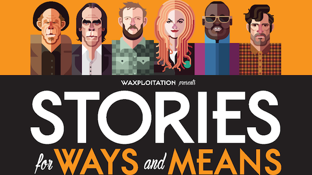 Tom Waits, Nick Cave, Bon Iver, More Penned Grown-Up Children's Stories for <i>Stories for Ways and Means</i>