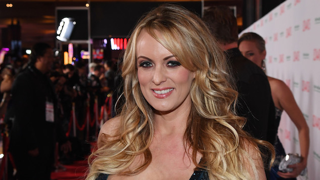 Bored By Weird: Here's Why the Stormy Daniels Story Isn't Much, Much Bigger