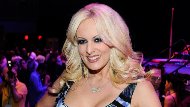 Adult Film Star Stormy Daniels Claims Trump Cheated on His Wife with Her, Compared Her to His Daughter