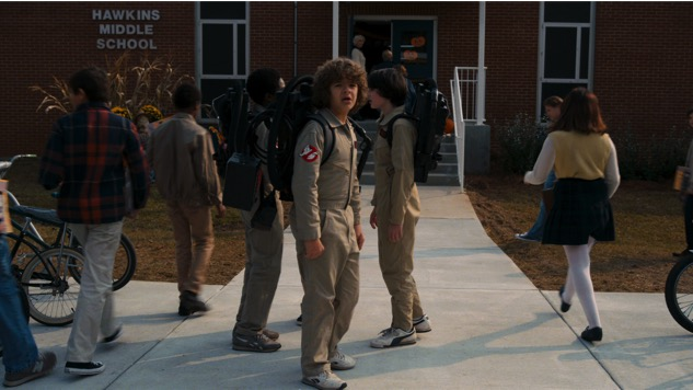 """Look Forward to Meeting the """"Shadow Monster"""" in <i>Stranger Things 2</i>"""