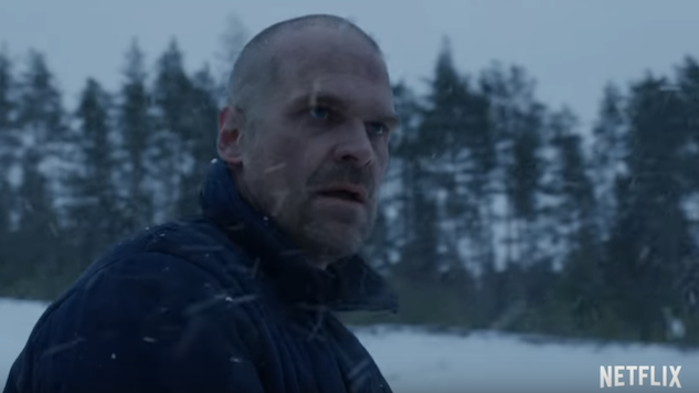 Hopper Is Alive (and Bald) in the <i>Stranger Things</i> Season 4 Teaser