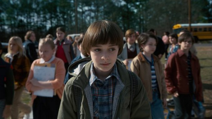 <i>Stranger Things</i> Thrills Comic-Con: New Trailer Shows Eleven Alive in the Upside Down