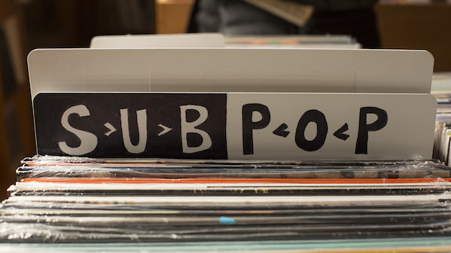 Seattle's KEXP to Play Every Sub Pop Record Ever Released for Label's 30th Anniversary