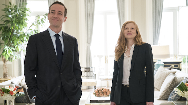 The Exquisite Sliminess of <i>Succession</i>'s Matthew Macfadyen