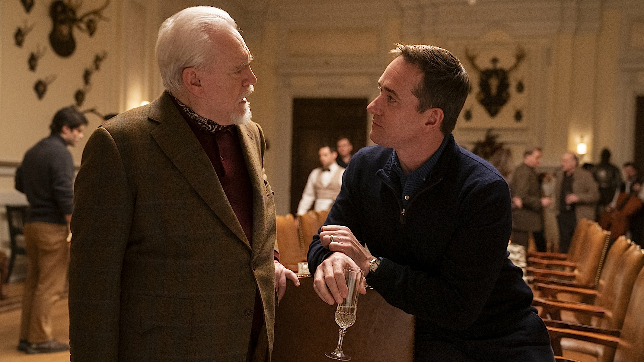 HBO's Succession Is the Crowning Achievement of Britain's