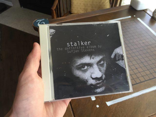 Unreleased Sufjan Stevens Album Discovered in Dumpster