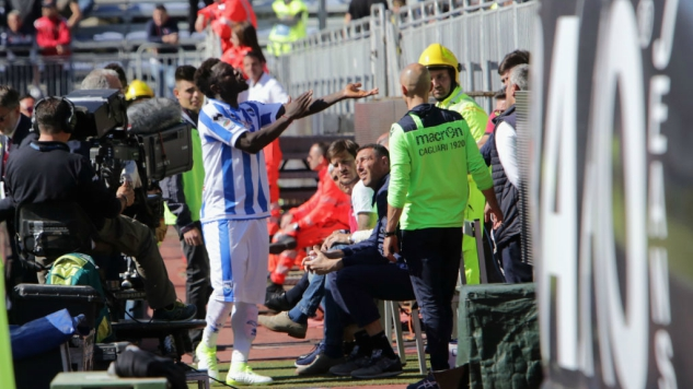 The Sulley Muntari Incident Shows How Racism Puts Footballers In Impossible Positions