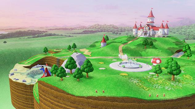 Ranking The Kingdoms Of Super Mario Odyssey Paste