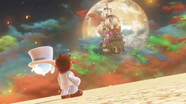 The Best Captures in <i>Super Mario Odyssey</i>