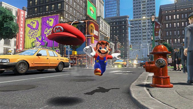 Nintendo E3 Plans Revealed: Hands-On with <i>Super Mario Odyssey</i>