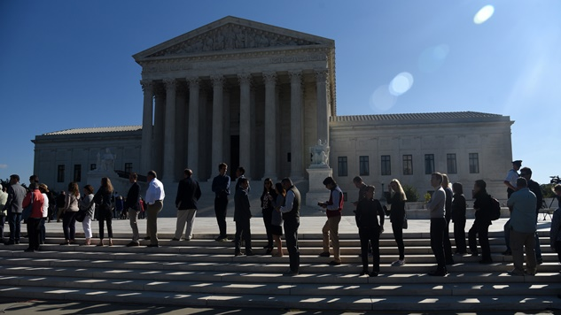Supreme Court Halts North Carolina Redistricting