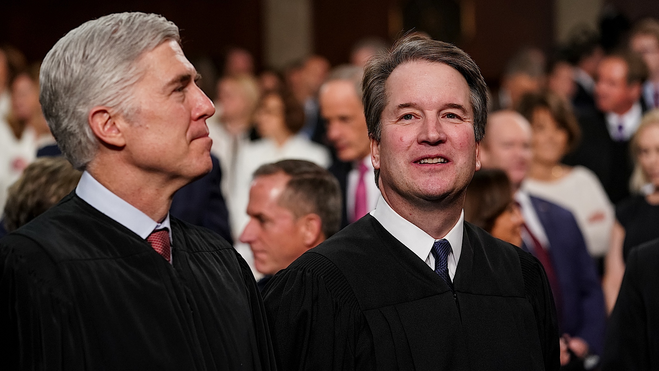 Is the Supreme Court Anything More Than a Partisan Joke? With Two Cases, We're About to Find Out
