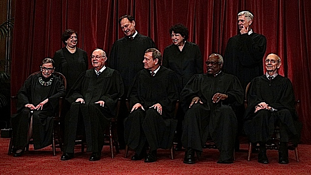 The Five Worst Supreme Court Decisions So Far This Year