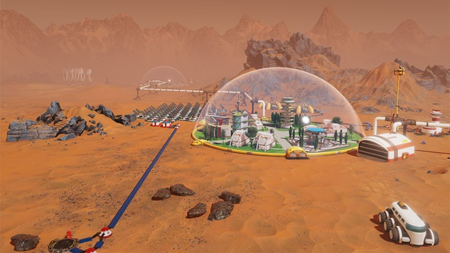 Players Say Gamestop Has Sold Copies of <i>Surviving Mars</i> Prior to Its Release Date