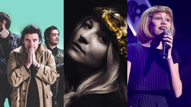Streaming Live from <i>Paste</i> Today: SUSTO, Rozes, Grace Vanderwaal