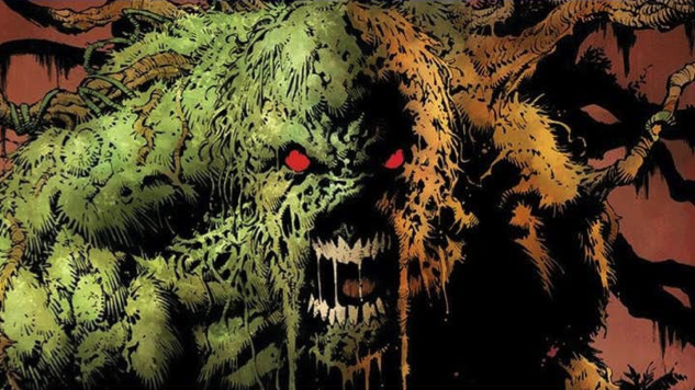 dc cancels swamp thing