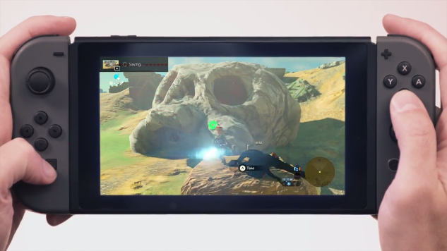 Nintendo Switch Firmware Update Allows (Limited) Video Capture and