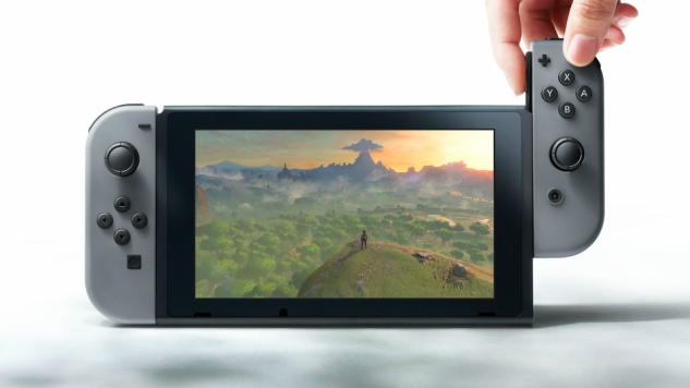 Nintendo Switch's Virtual Console Won't be Available at Launch