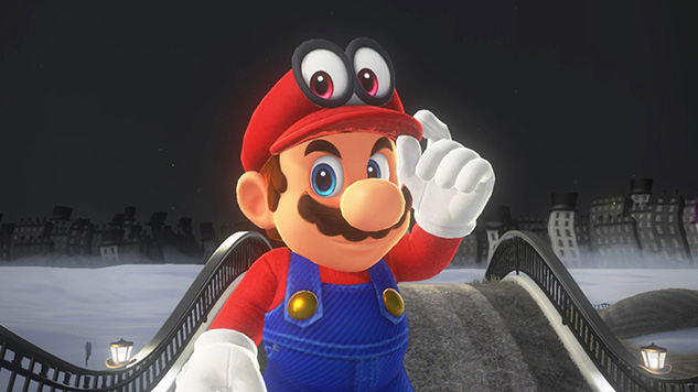 Nintendo and <i>Minions</i>  Producers Collaborating on <i>Super Mario</i> Film