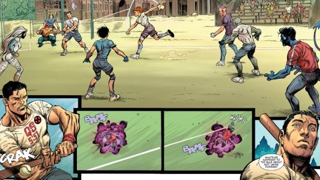 Resultado de imagem para Marvel demite desenhista por inserir mensagens contra judeus e cristãos em HQ dos X-Men