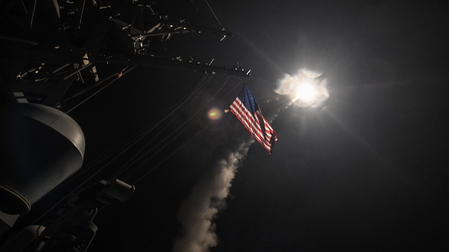 The U.S.' Syrian Airstrikes Seem to be Going Really Well