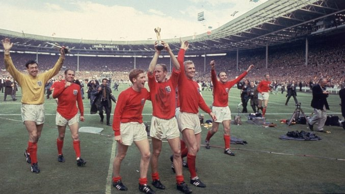 Throwback Thursday: England vs West Germany (July 30th, 1966)
