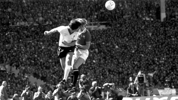 Throwback Thursday: Liverpool v Manchester United, 1977 FA Cup Final (May 21st, 1977)
